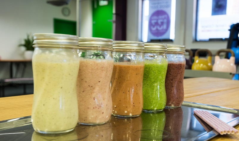 Smoothies Fitstudio Gorinchem